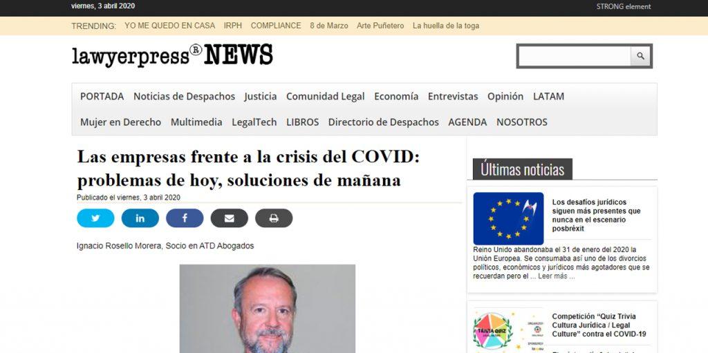 empresas-COVID-lawyerpress-ignacio-rosello