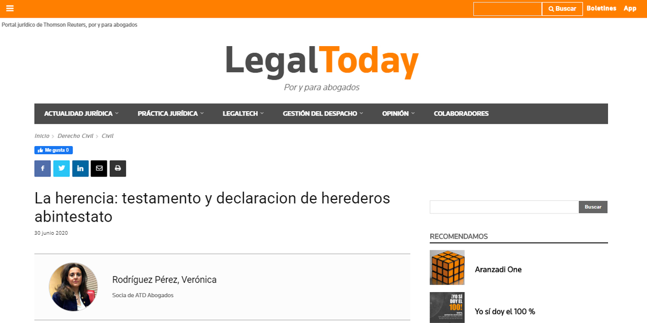 testamento-herencia-herederos-abintestato-veronica-rodriguez-legal-today